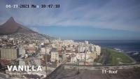 Kapstadt - Three Anchor Bay open webcam