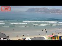 Kapstadt - Muizenberg Beach open webcam