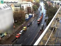 Dresden - Königsbrücker Straße open webcam