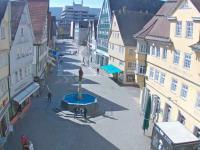 Aalen - altes Rathaus open webcam